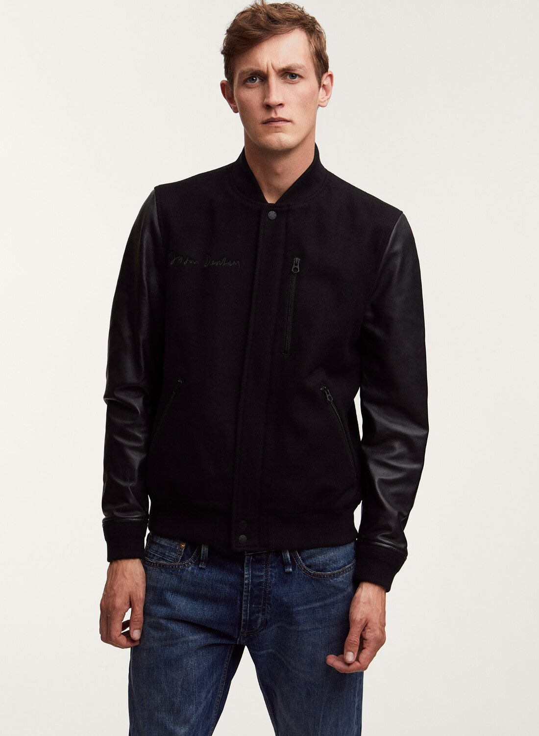 ANDERSON BOMBER JACKET LM
