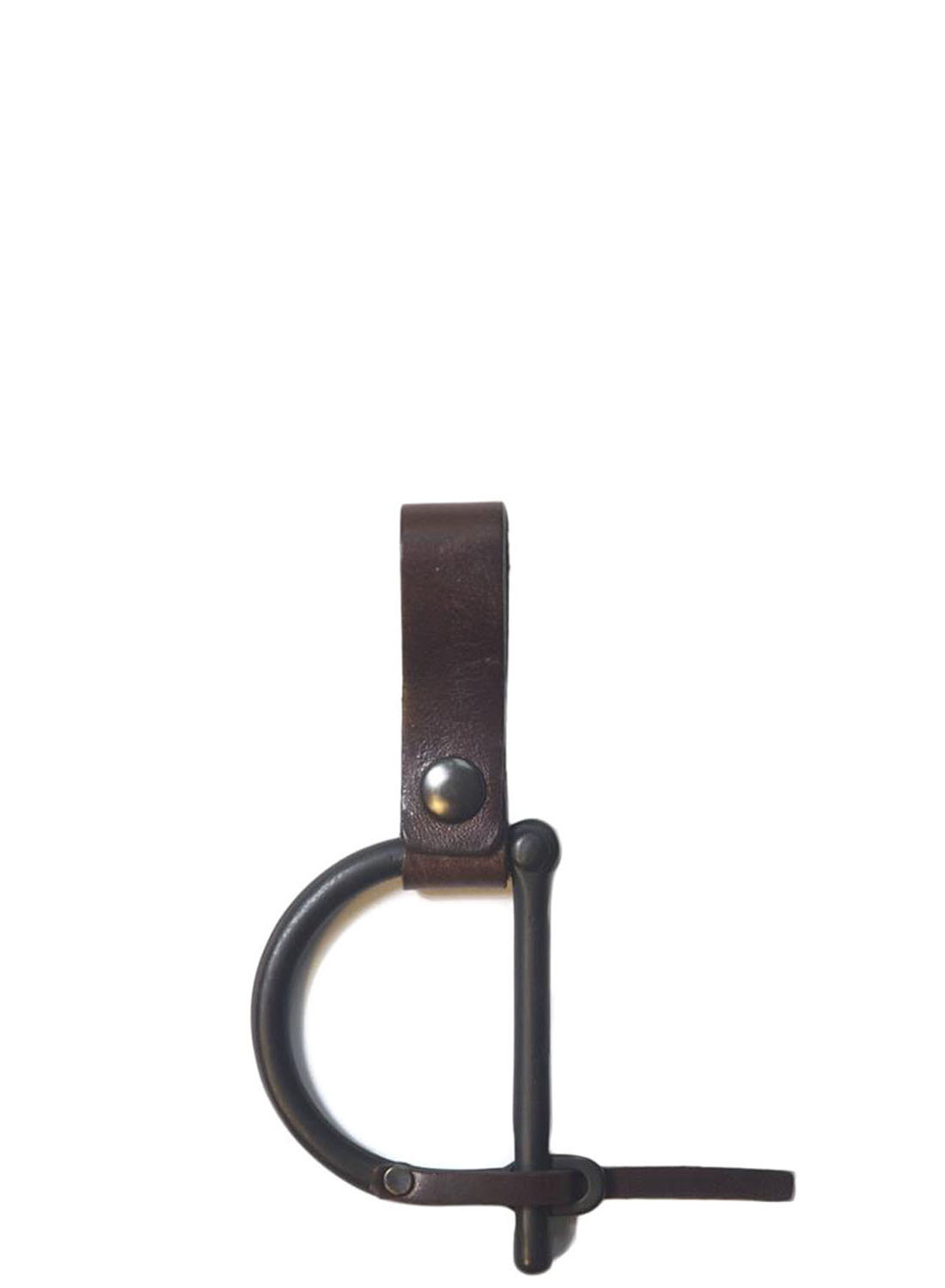 JOEP FULL GRAIN LEATHER KEY CHAIN