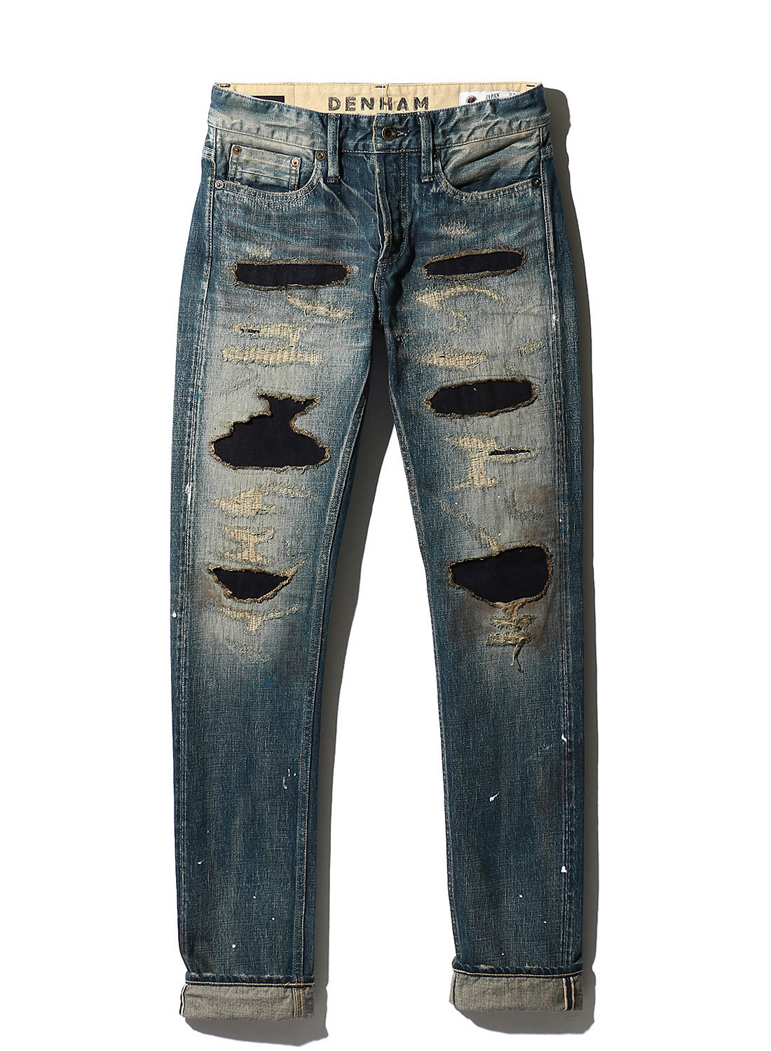 【MADE IN JAPAN DENIM】 RAZOR ZMIJAS