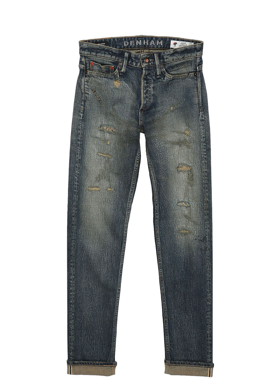 【JAPAN DENIM】 RAZOR MIJ2001