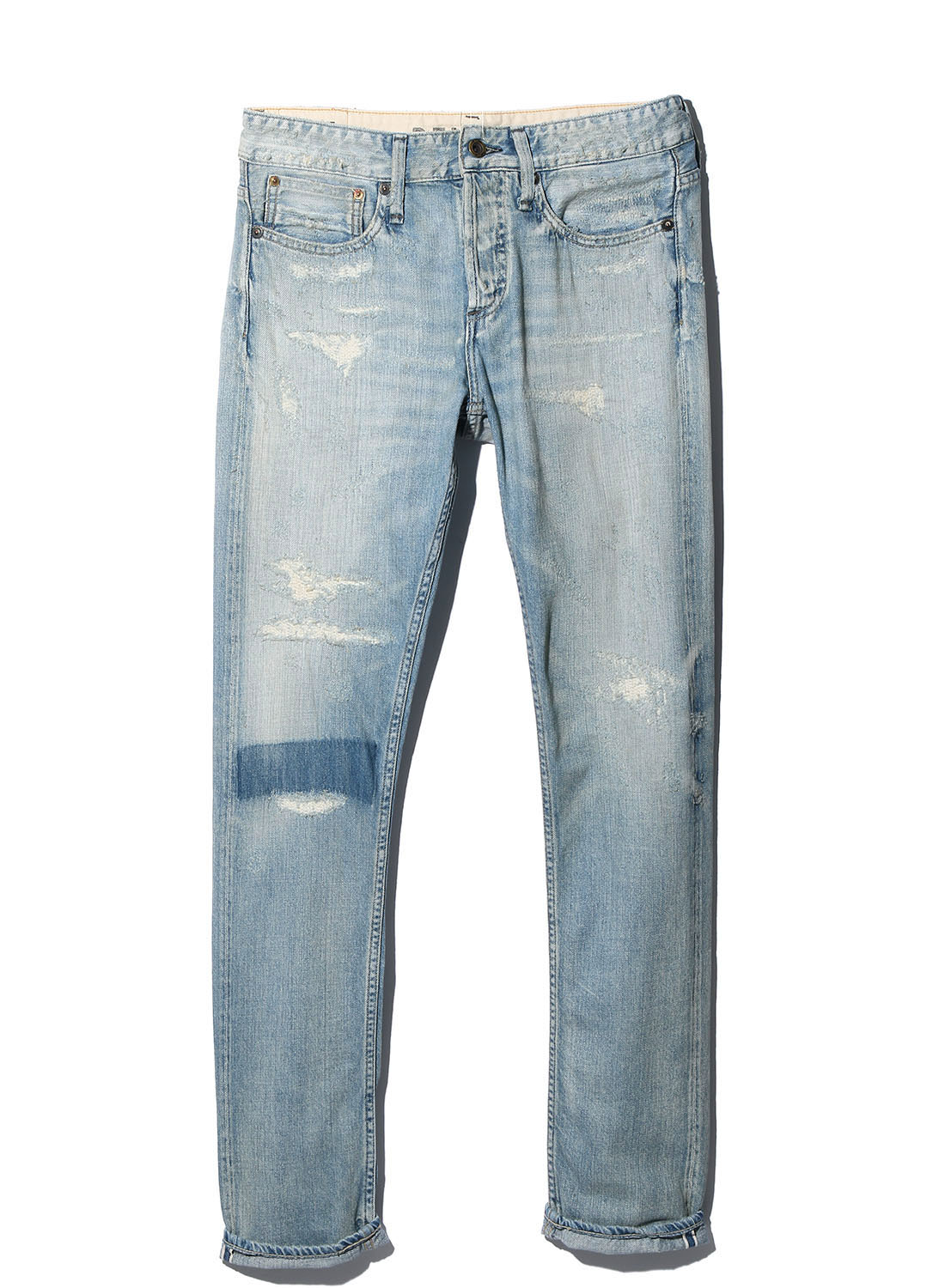 【MADE IN JAPAN DENIM】 RAZOR MIJ2DS