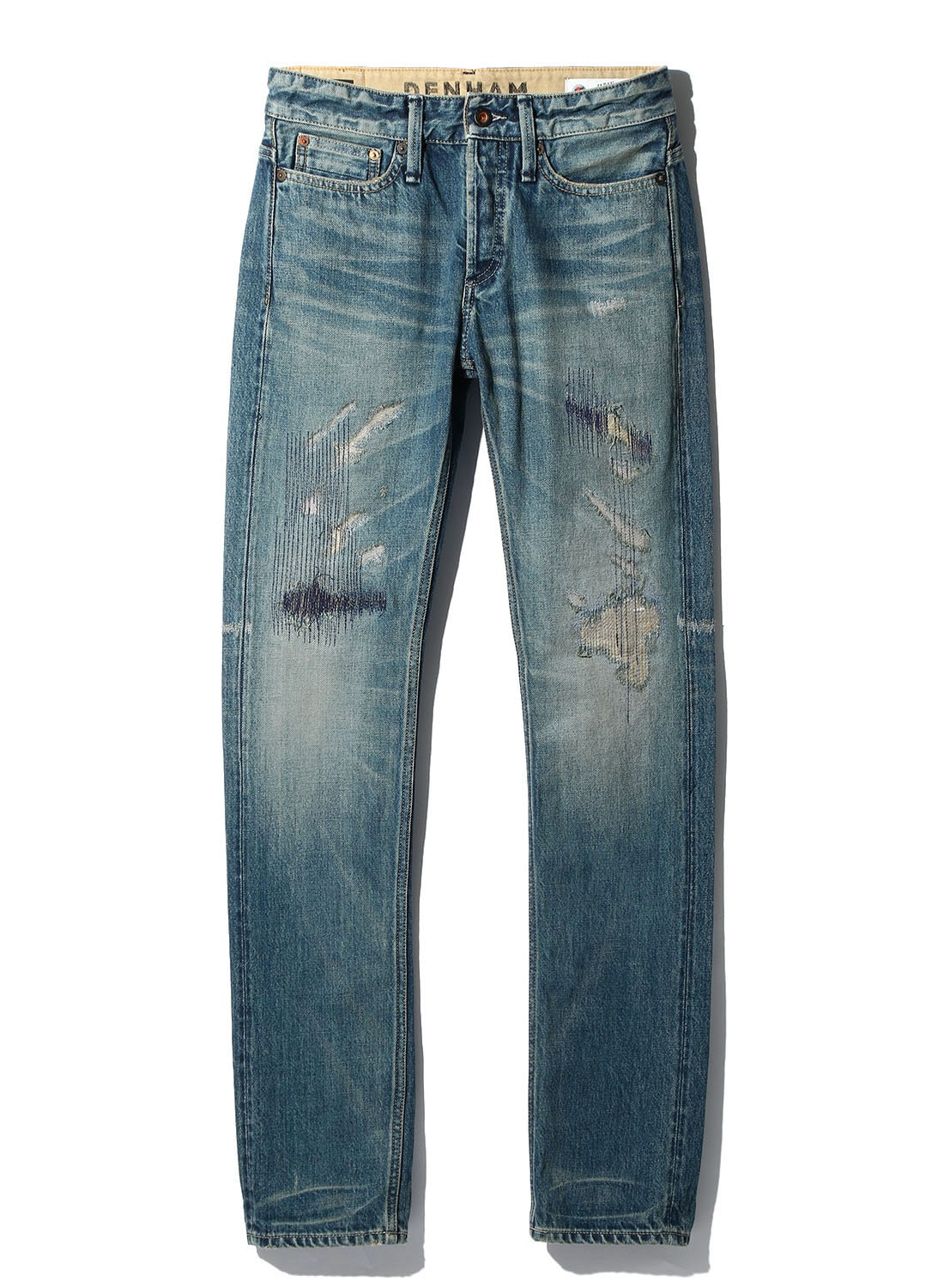【JAPAN DENIM】 RAZOR MIJFS