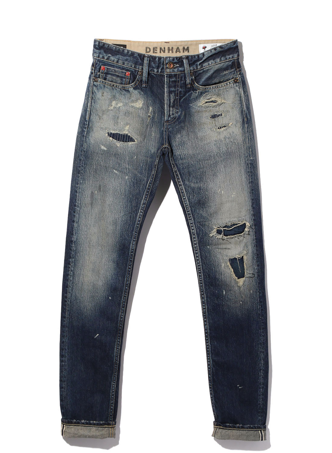 【MADE IN JAPAN DENIM】 RAZOR MIJK