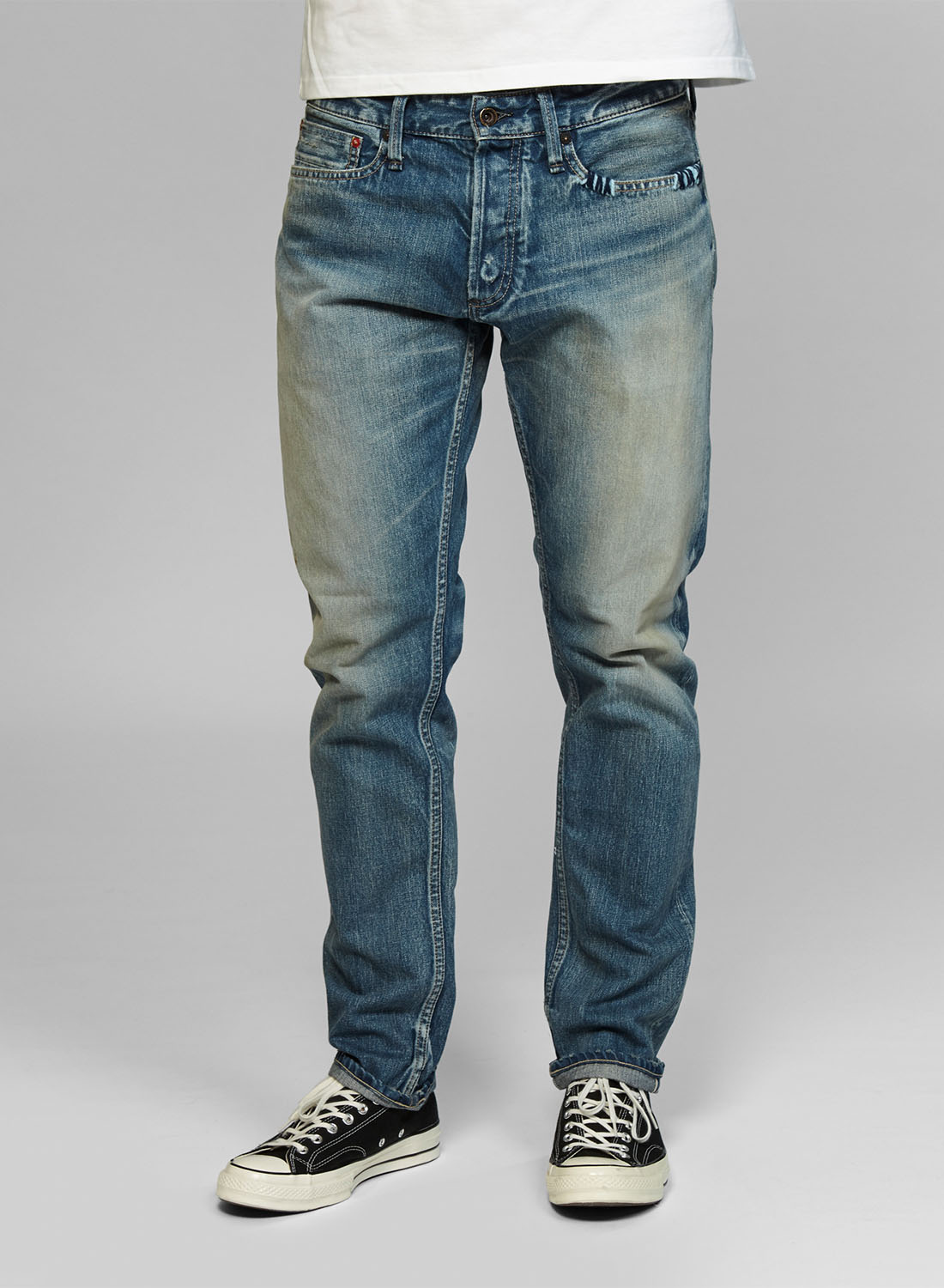 【MADE IN JAPAN DENIM】 FORGE MIJNIF