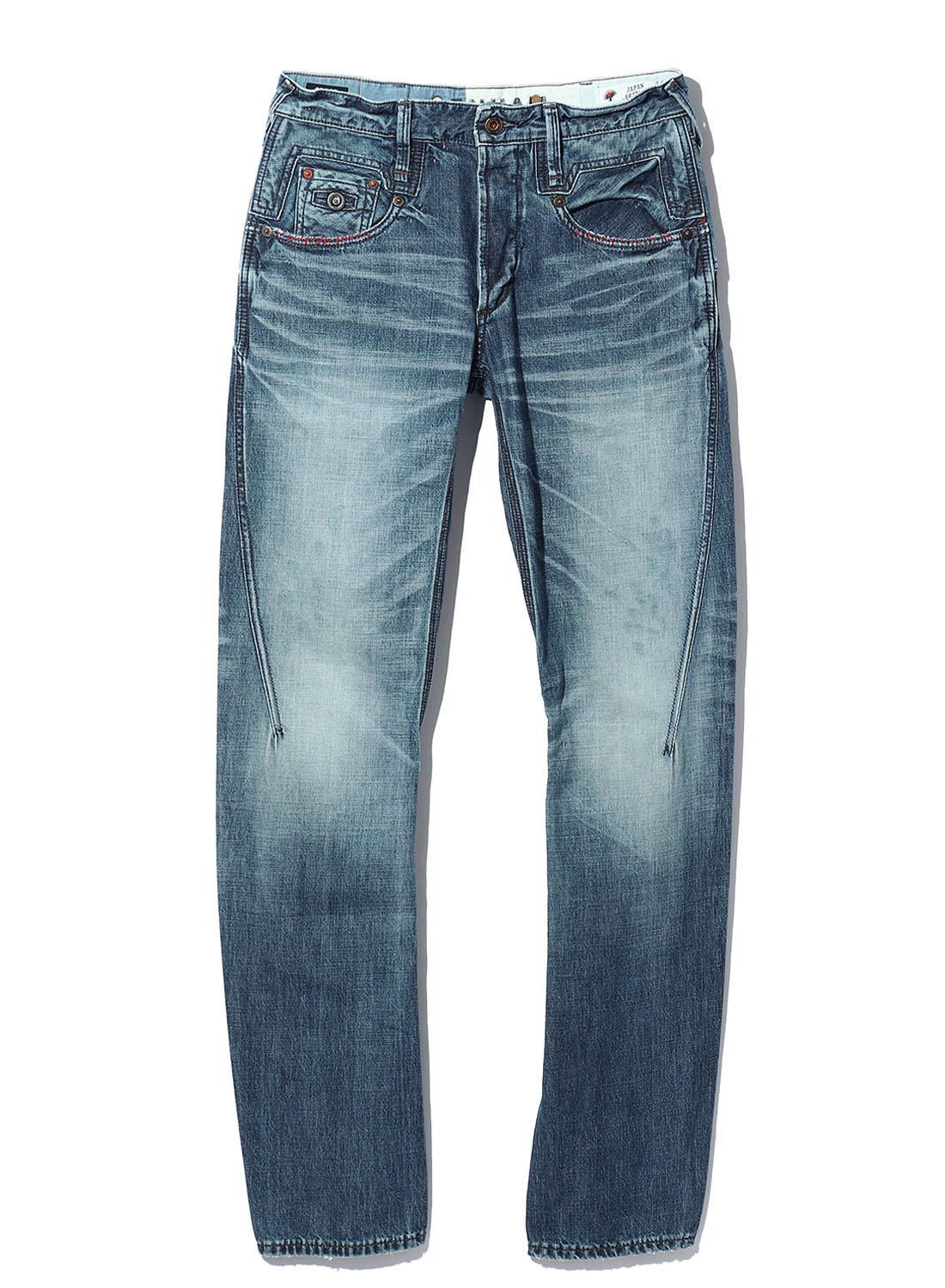 【JAPAN DENIM】 CROSSBACK JLWIW