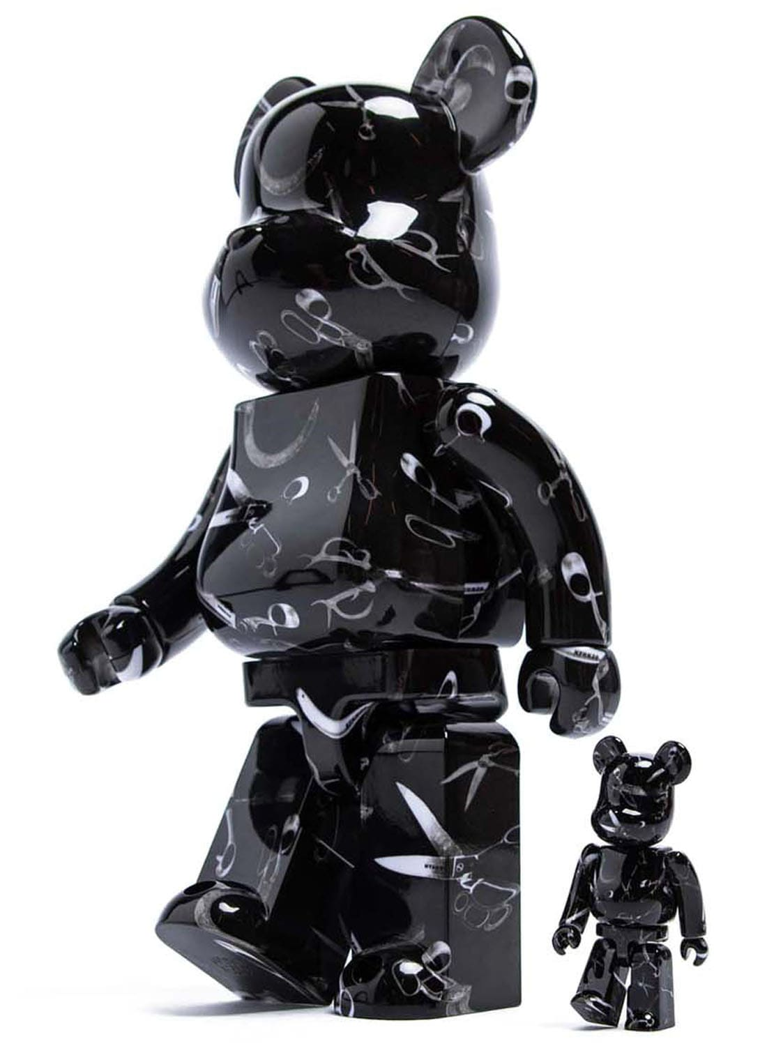 【DENHAM × BE@RBRICK】 BEARBRICK MEDIUM