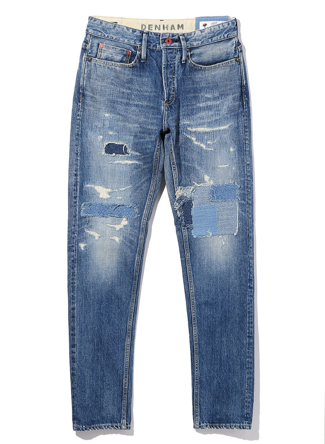 【MADE IN JAPAN DENIM】 FORGE MIJBUR
