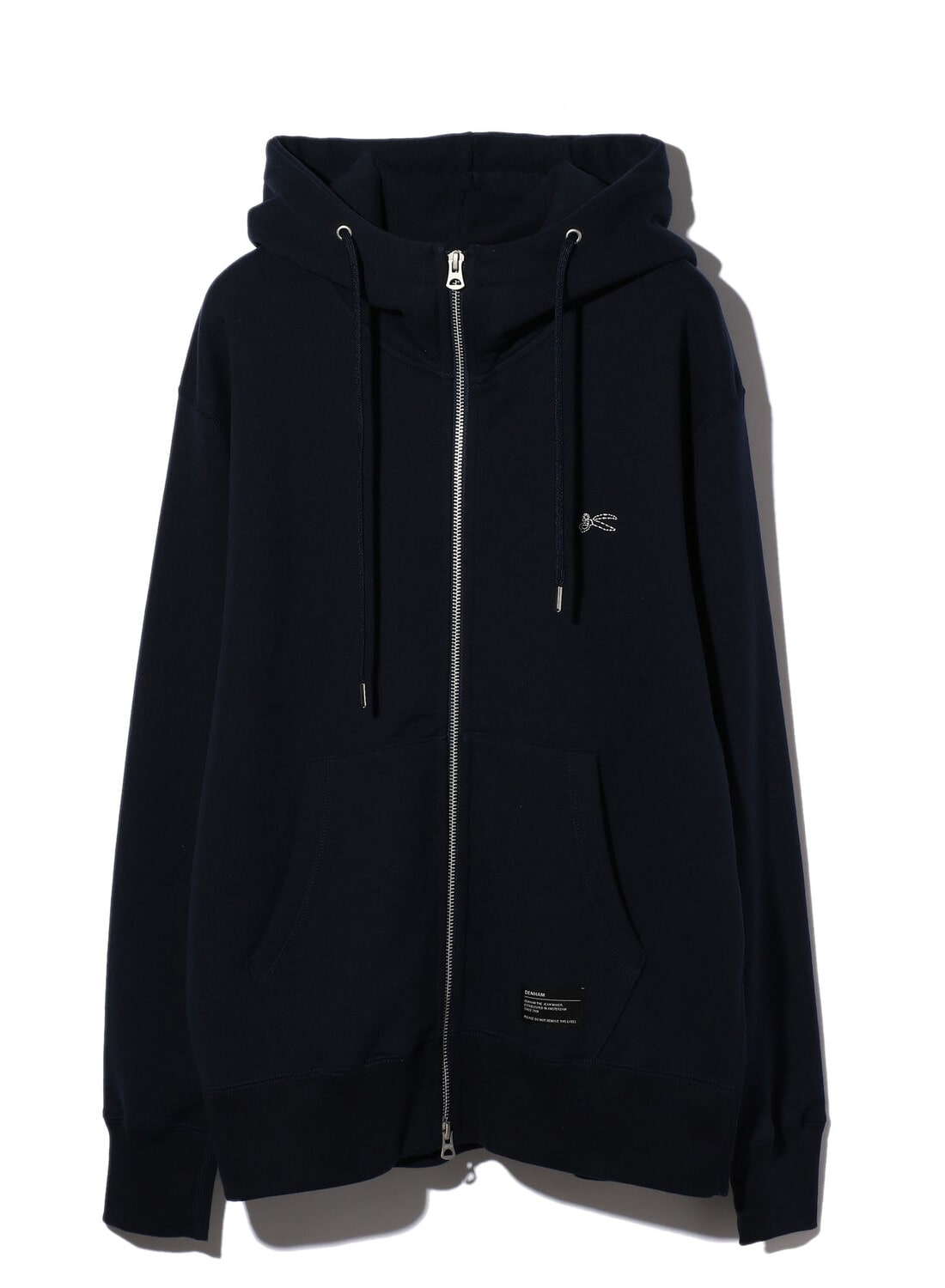 LOOP FULL ZIP HOODY