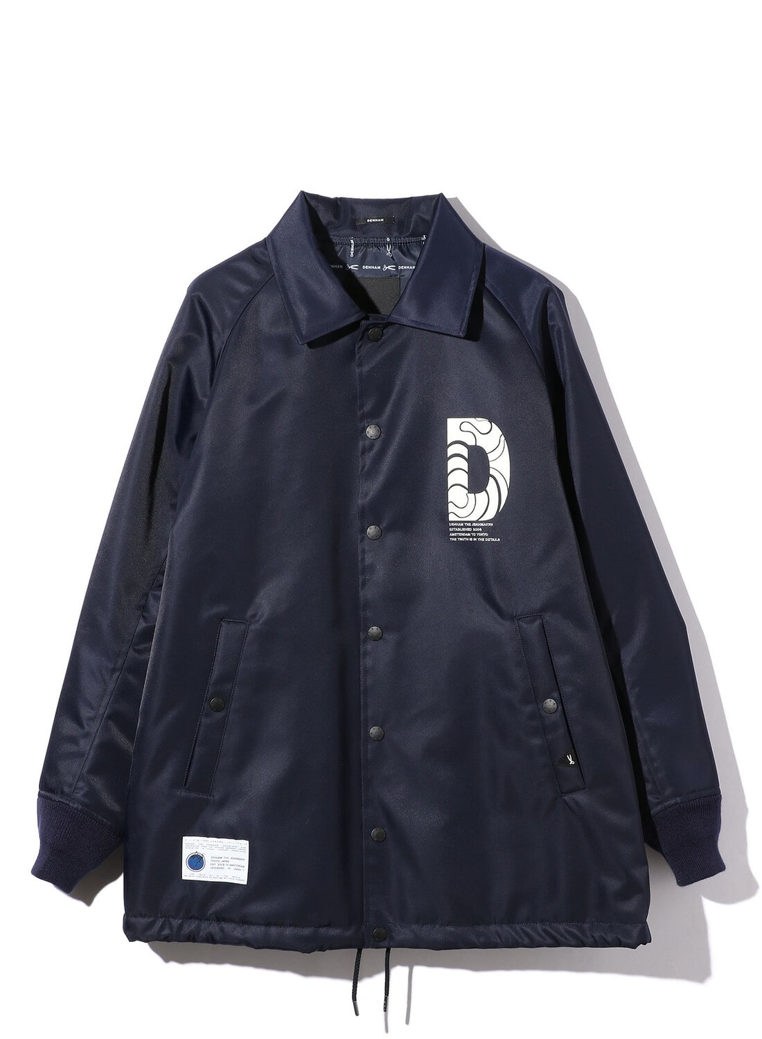 【日本限定】STITCH COACH JACKET