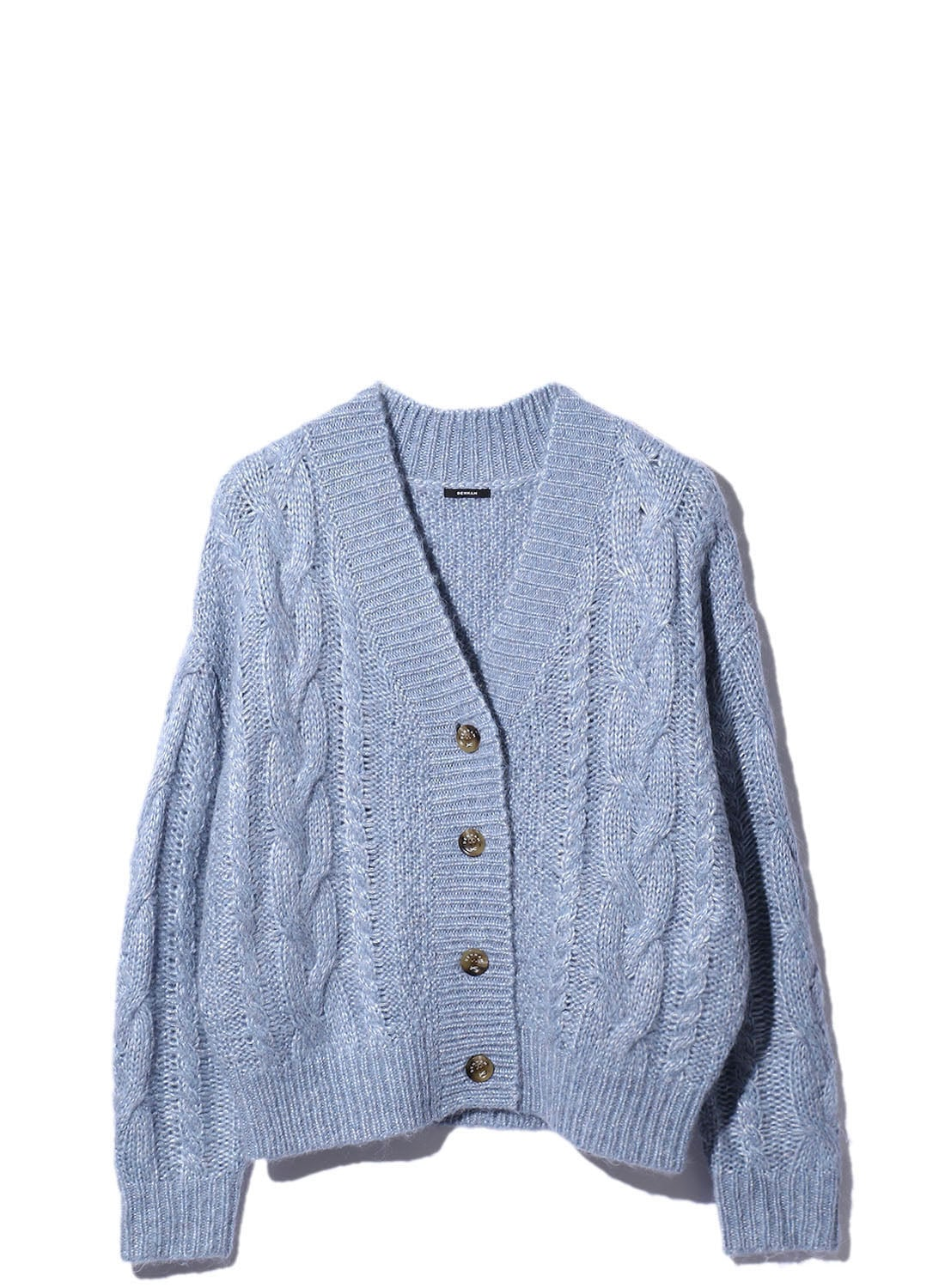 【日本限定】 TINY MOHAIR CARDIGAN