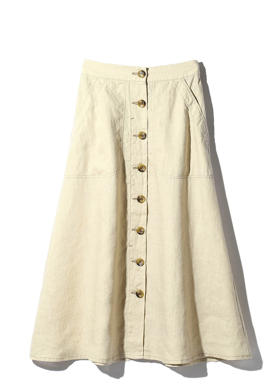 【日本限定】 LINEN FRENCH SKIRT