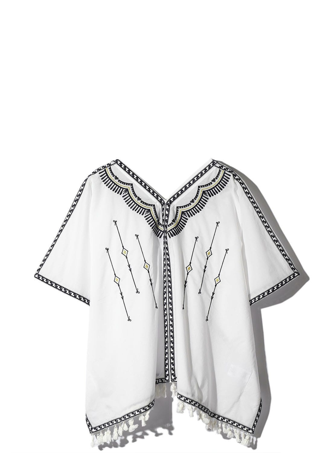 【日本限定】 EMBROIDERY BLOUSE