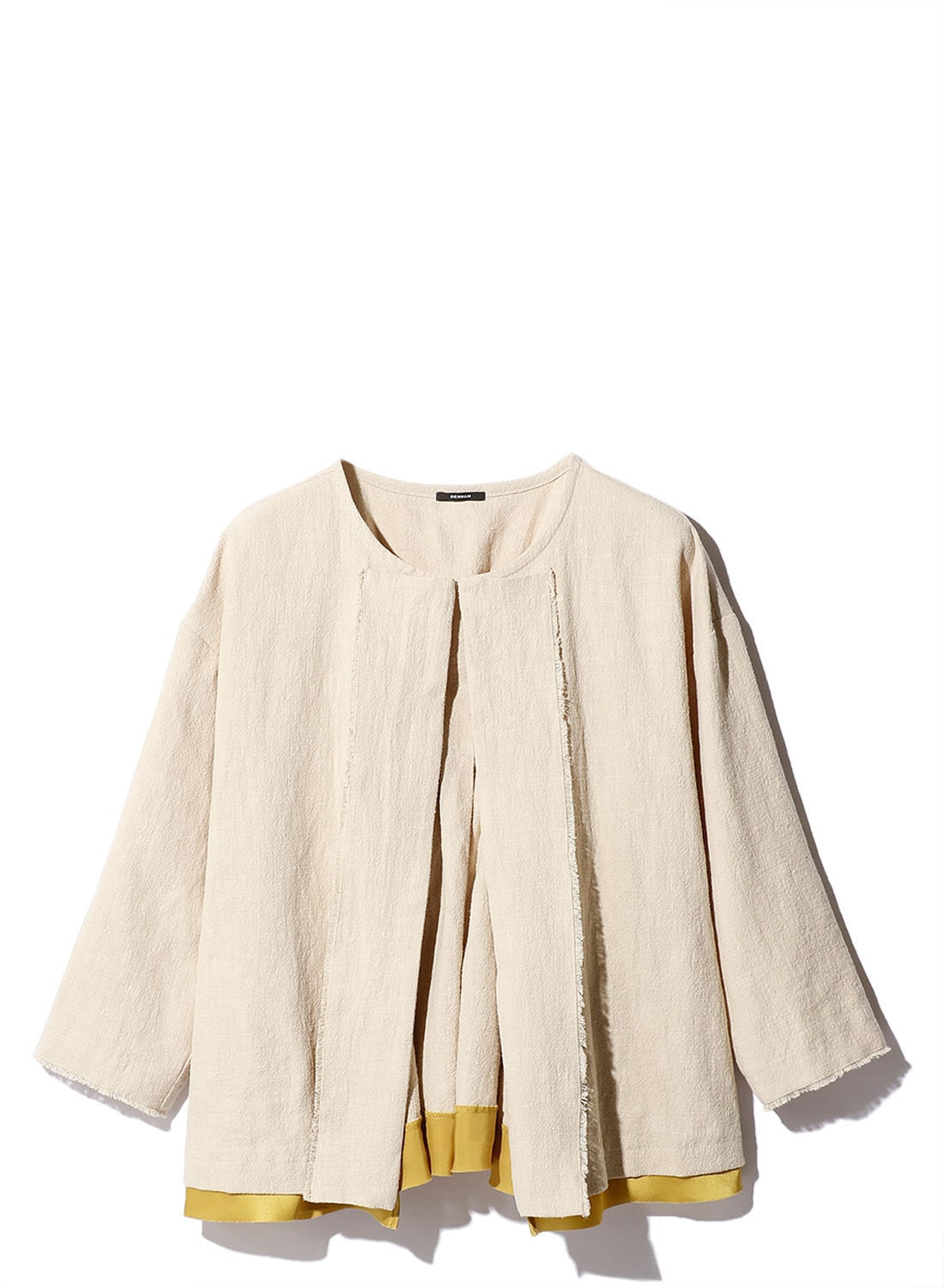 【日本限定】 SHINY LINEN JACKET