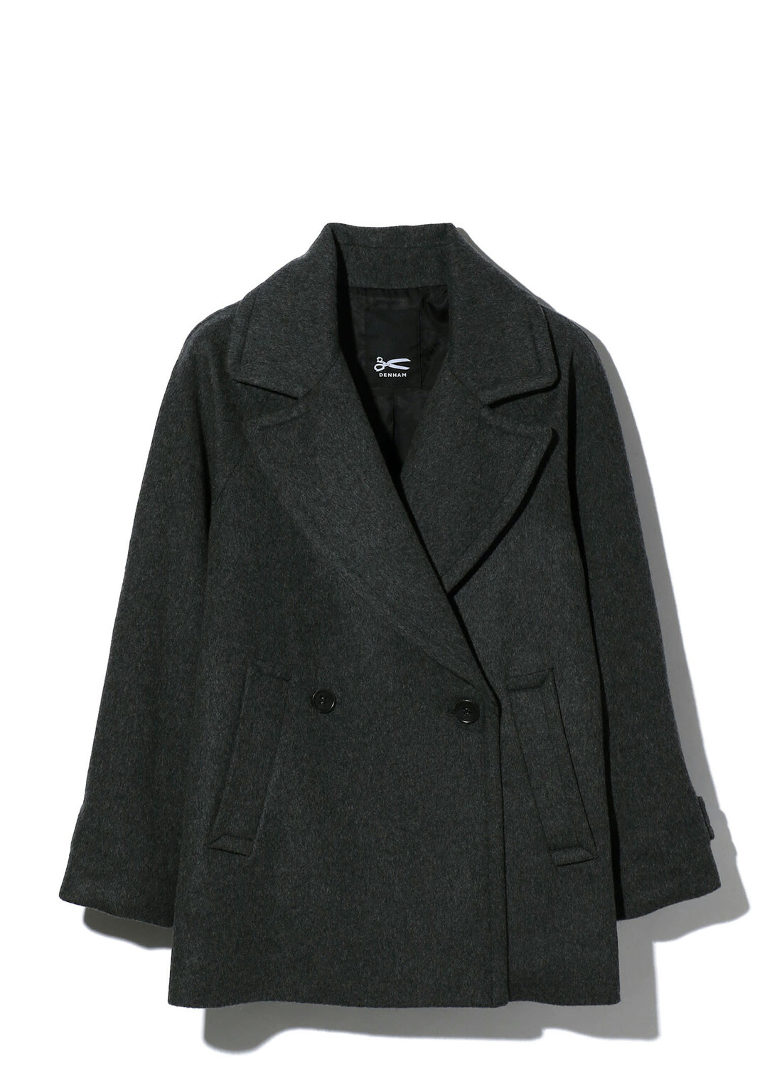 【日本限定】ELF SHORT WOOL COAT