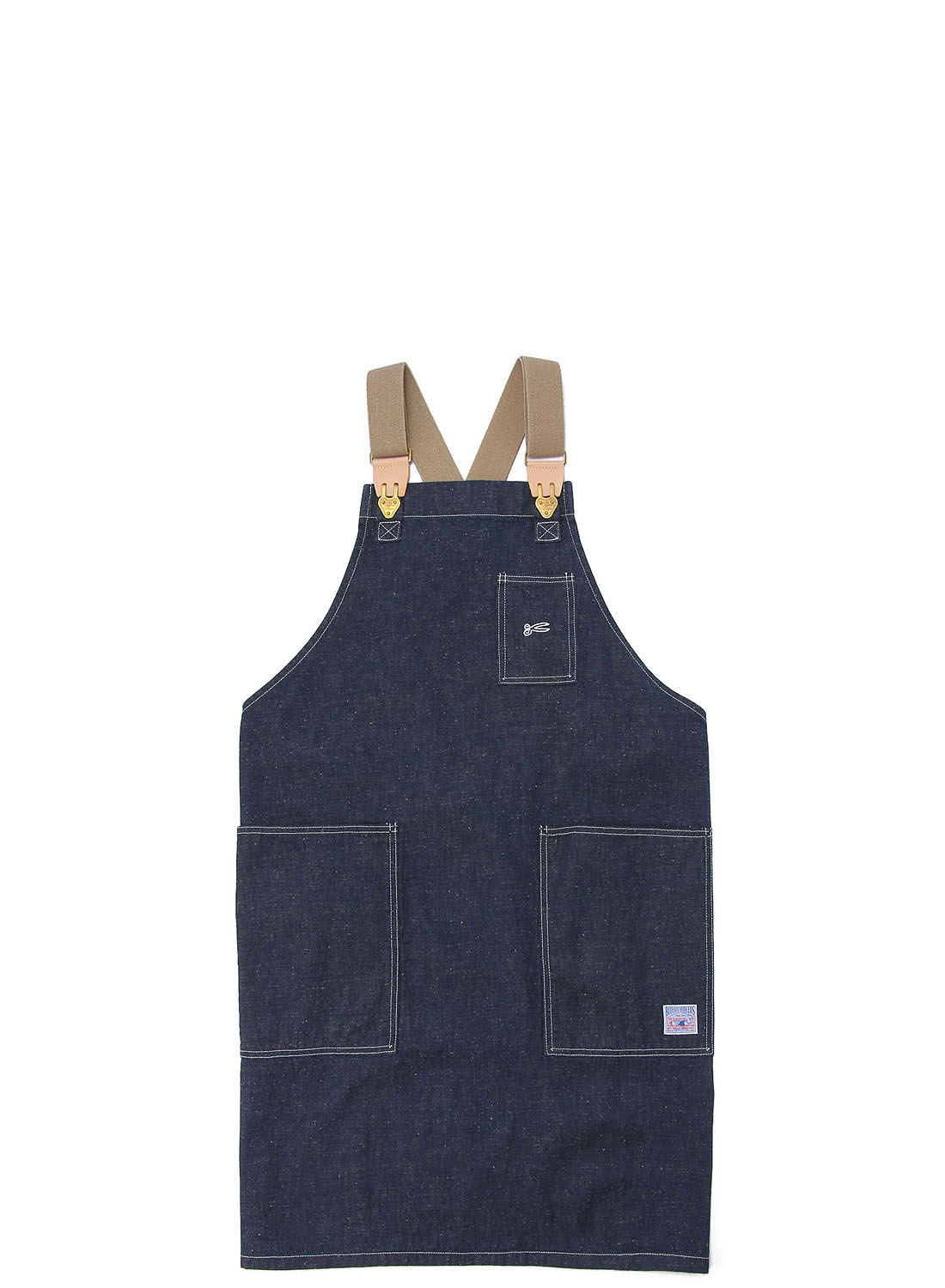 EXCLUSIVE 【DENHAM×THE SUPERIOR LABOR】 BBW WORK APRON