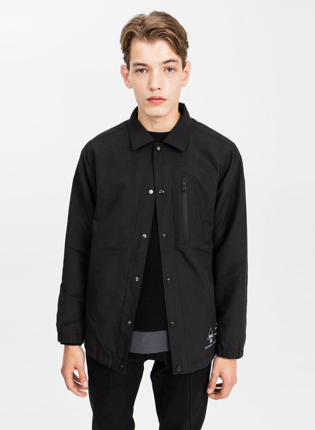 【DENHAM × White Mountaineering】 WM COACH JACKET