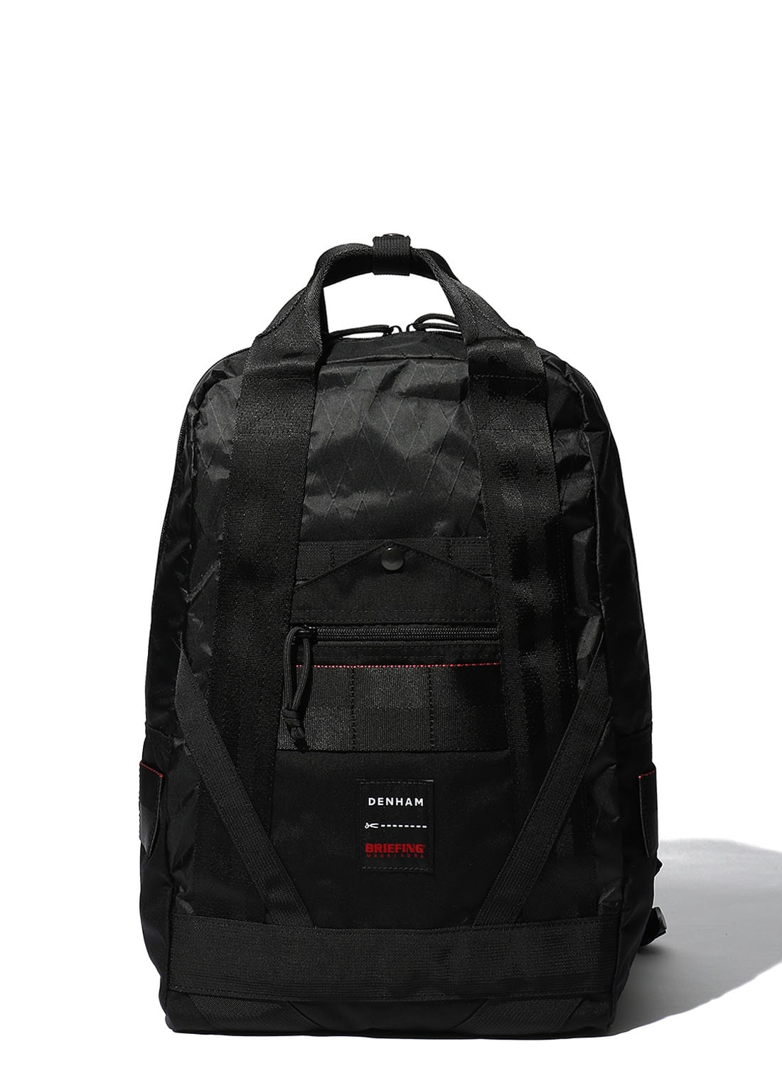 【DENHAM X BRIEFING】 NYLON COMBI BP