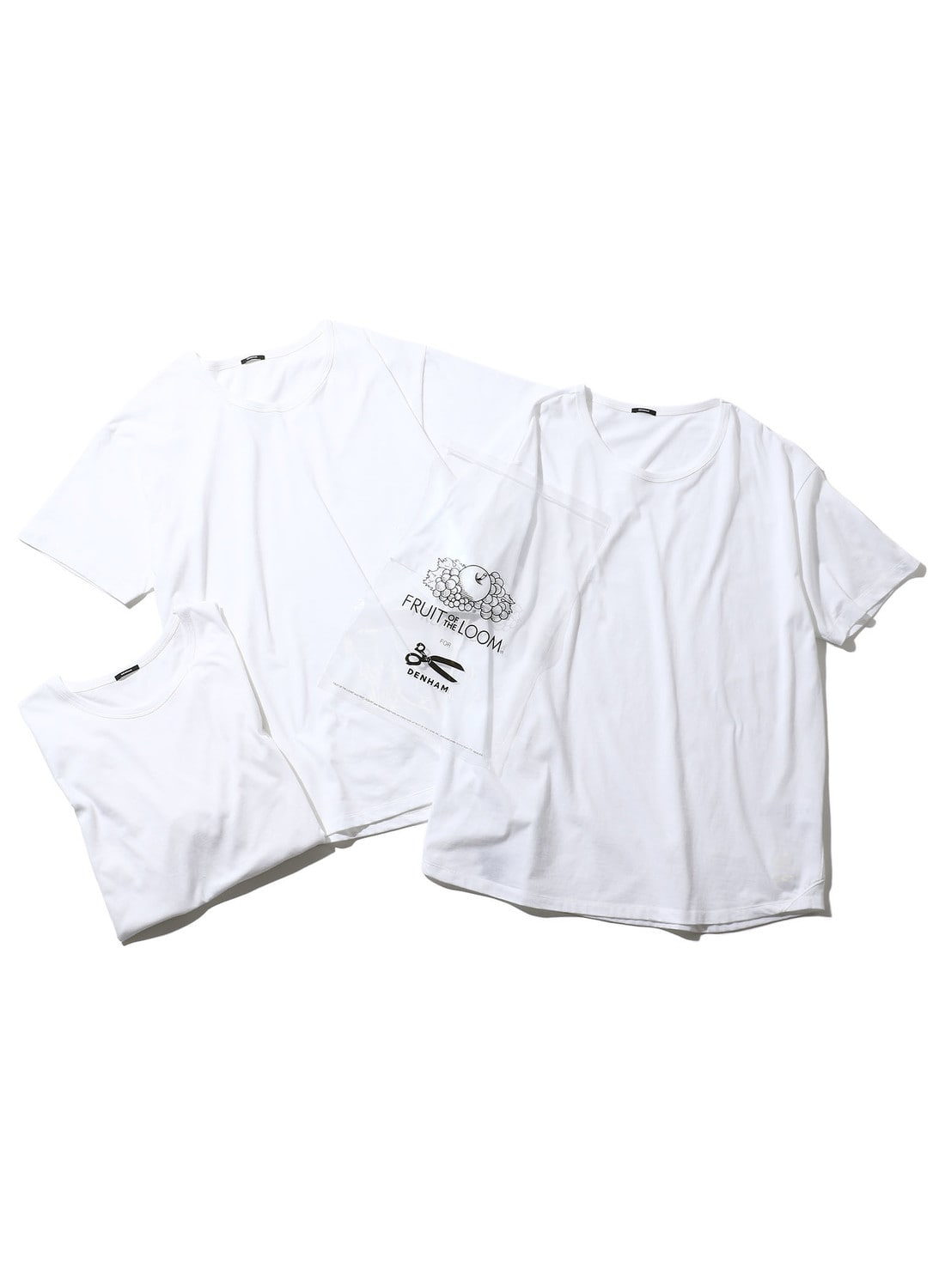 【日本限定】FRUIT 3-PACK TEE